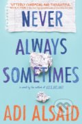 Never Always Sometimes - Adi Alsaid