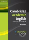 Cambridge Academic English B1+: Intermediate - Audio CD - Craig Thaine