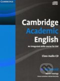 Cambridge Academic English C1: Advanced - Class Audio CD and DVD Pack - Martin Hewings, Craig Thaine