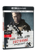 Zúčtování Ultra HD Blu-ray - Gavin O'Connor