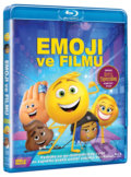 Emoji ve filmu - Anthony Leondis