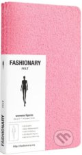 Fashionary Mini Felt: Womens Figures -
