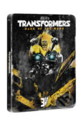 Transformers 3. Steelbook - Michael Bay