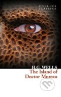 Island of Doctor Moreau - H.G. Wells
