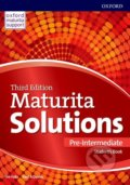 Maturita Solutions - Pre-Intermediate - Student's Book - Tim Falla, Paul A. Davies