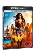 Wonder Woman Ultra HD Blu-ray - Patty Jenkins
