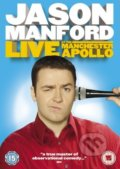 Jason Manford Live at the Manchester Apollo -