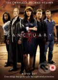 Sanctuary - Series 2 - Complete - Martin Wood, Steven A. Adelson, Brenton Spencer, Peter DeLuise, Andy Mikita, Robin Dunne, Mairzee Almas