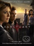 Sanctuary - Season 3 - Martin Wood, Steven A. Adelson, Brenton Spencer, Peter DeLuise, Andy Mikita, Robin Dunne, Mairzee Almas