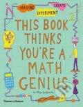This Book Thinks You're a Maths Genius - Mike Goldsmith
