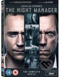 The Night Manage - Rob Bullock