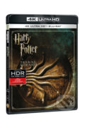 Harry Potter a Tajemná komnata Ultra HD Blu-ray - Chris Columbus