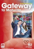 Gateway to Maturita B2: Student's Book Pack - David Spencer