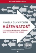 Húževnatosť - Angela Duckworth