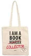 Book Collector (Tote Bag) -