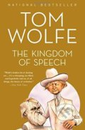The Kingdom of Speech - Tom Wolfe