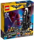 LEGO Batman Movie 70923 Batmanov raketoplán -
