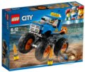LEGO City Great Vehicles 60180 Monster truck -