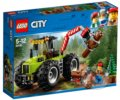 LEGO City Great Vehicles 60181 Lesný traktor -