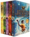 Percy Jackson (Ultimate Collection) - Rick Riordan