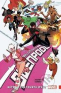 Gwenpool, the Unbelievable (Volume 4) - Chris Hastings