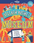 Sticker World:  Museum -