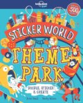 Sticker World: Theme Park -