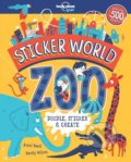 Sticker World: Zoo -