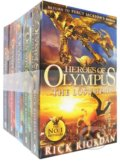 Heroes of Olympus (Box Set) - Rick Riordan