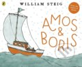 Amos and Boris - William Steig