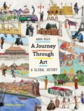 A Journey Through Art - Aaron Rosen, Lucy Dalzell (ilustrácie)