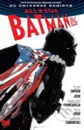 All Star Batman (Volume 2) - Scott Snyder, Jock (ilustrácie)