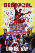 Deadpool: The Complete Collection - Daniel Way, Steve Dillon (ilustrácie)