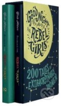Good Night Stories for Rebel Girls (Gift Box Set) - Elena Favilli, Francesca Cavallo
