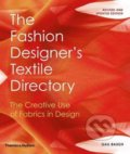 The Fashion Designer's Textile Directory - Gail Baugh