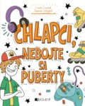 Chlapci, nebojte sa puberty - Lizzie Cox, Damien Weighill