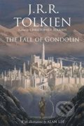 The Fall of Gondolin - J.R.R. Tolkien, Alan Lee (ilustrácie)