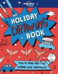 My Holiday Drawing Book -