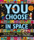 You Choose in Space - Pippa Goodhart