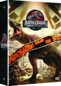 Jurský park kolekce - Colin Trevorrow, Joe Johnston, Steven Spielberg