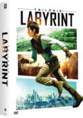 Labyrint: Trilogie - Wes Ball