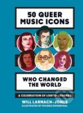 50 Queer Music Icons Who Changed the World - Will Larnach-Jones,