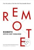 Remote - Jason Fried, David Heinemeier Hansson