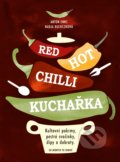 Red Hot Chilli kuchařka - Anton Enns, Nadja Buchczik