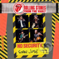 Rolling Stones: From The Vault No Security San Jose '99 LP - Rolling Stones