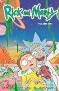 Rick and Morty (Volume 1) - Rick and Morty, CJ Cannon (ilustrácie), Marc Ellerby (ilustrácie)