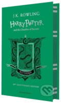 Harry Potter and the Chamber of Secrets - J.K. Rowling, Levi Pinfold (ilustrácie)