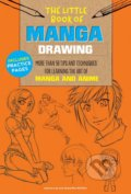 The Little Book of Manga Drawing - Jeannie Lee, Samantha Whitten