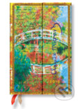Paperblanks - diár Monet (Bridge), Letter to Morisot 2019 -