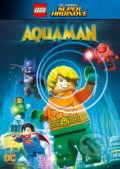Lego DC Super hrdinové: Aquaman - Matt Peters